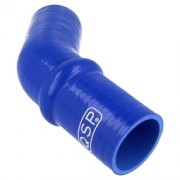 Acople flexible 45° 89 mm