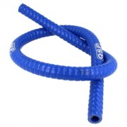 Tuberia flexible, color azul, 1M, diam. 38mm