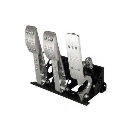 Pedalier OBP Pro Race 3 pedales simple