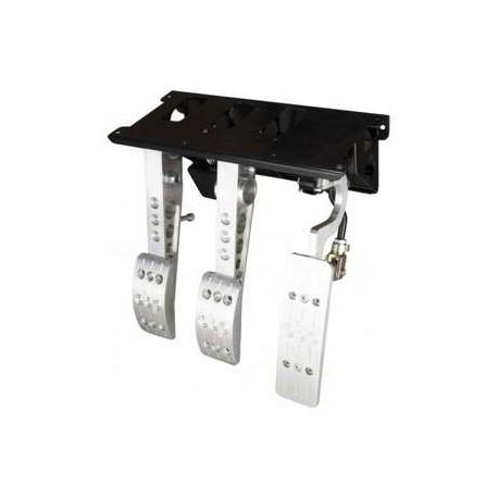 Pedalier OBP Pro Race 3 pedales simple Suspendido