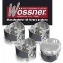 Kit pistones Wossner Honda Prelude 2,3 Ltr, Non VTec Diametro: 87,5