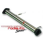 Kit Tubo Supresor catalizador HONDA CIVIC 1.6I 16V VTEC