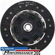 Disco de embrague Sachs Performance AUDI COUPE (89, 8B)
