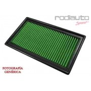 Filtro sustitución Green Subaru Outback 10/05-