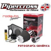 Kit inducción Pipercross Vauxhall Zafira Mk1 2.0 16v Turbo