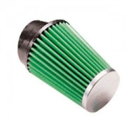 filtro conico universal green diametro interior 25