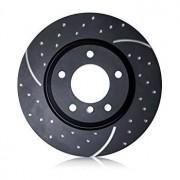 Discos EBC GD Traseros FIAT Stilo Multiwagon 1.9 TD 140 cv