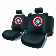 Juego fundas Capitán América