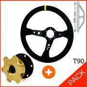 Pack Volante RRS + Piña extraible