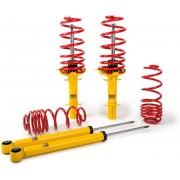 Kit Suspension MTS Volkswagen Vento 1.6 / 1.8 / 2.0 / 1.9SDI / 1.9D / 1.9TD / 1.9TDI