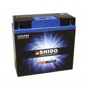 Batería Litio 16A Shido 186X82X171mm 1.7kg