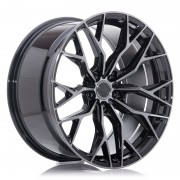 Concaver CVR1 20x9 ET20-51 BLANK Double Tinted Black
