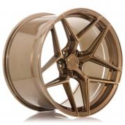 Concaver CVR2 19x10 ET20-51 BLANK Brushed Bronze