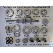 Relacion a crabots JC5