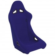 Asiento deportivo Zandvoort - Blue - No-reclinable back-rest - incl. correderas