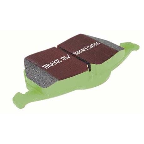 EBC Green Stuff PORSCHE Cayenne (9PA) 3.6