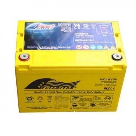 Batería Competición AGM HC16V50