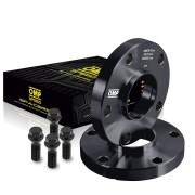 KIT SEPARADORES OMP 15MM 4X100 56.1 M12X1.5+12X1.5