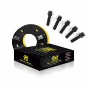 KIT SEPARADORES OMP 5MM 4X100 56.6 M12X1.5