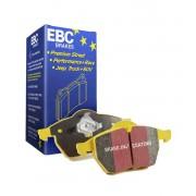 EBC Yellow Stuff AUDI A6 quattro (C5/4B) 2.7 Twin Turbo (4 Pad Set)