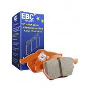 EBC Orange Stuff OPEL Meriva 1.4 Turbo