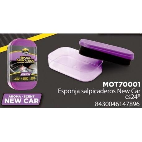 ESPONJA SALPICADEROS NEW CAR