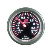 RELOJ PRESION TURBO BTR 52mm SMOKED