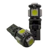BOMBILLAS POSICION 5 SUPER LED BLANCO S/C CANBUS