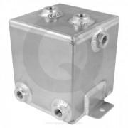 Deposito de gasolina 60L - 510x460x260mm - Plata
